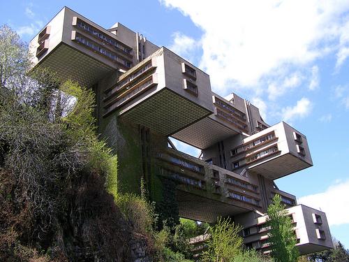 Министерство транспорта в Тбилиси