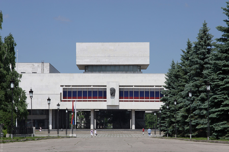 Музей Ленина в Ульяновске
