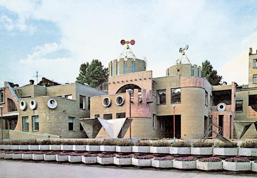 Постмодернизм 1980-х: детский сад архитектора Сергея Шмакова в Ленинграде