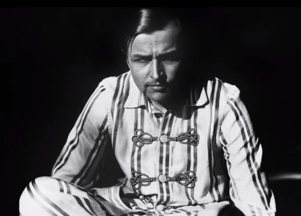 Александр Кожев в молодости.