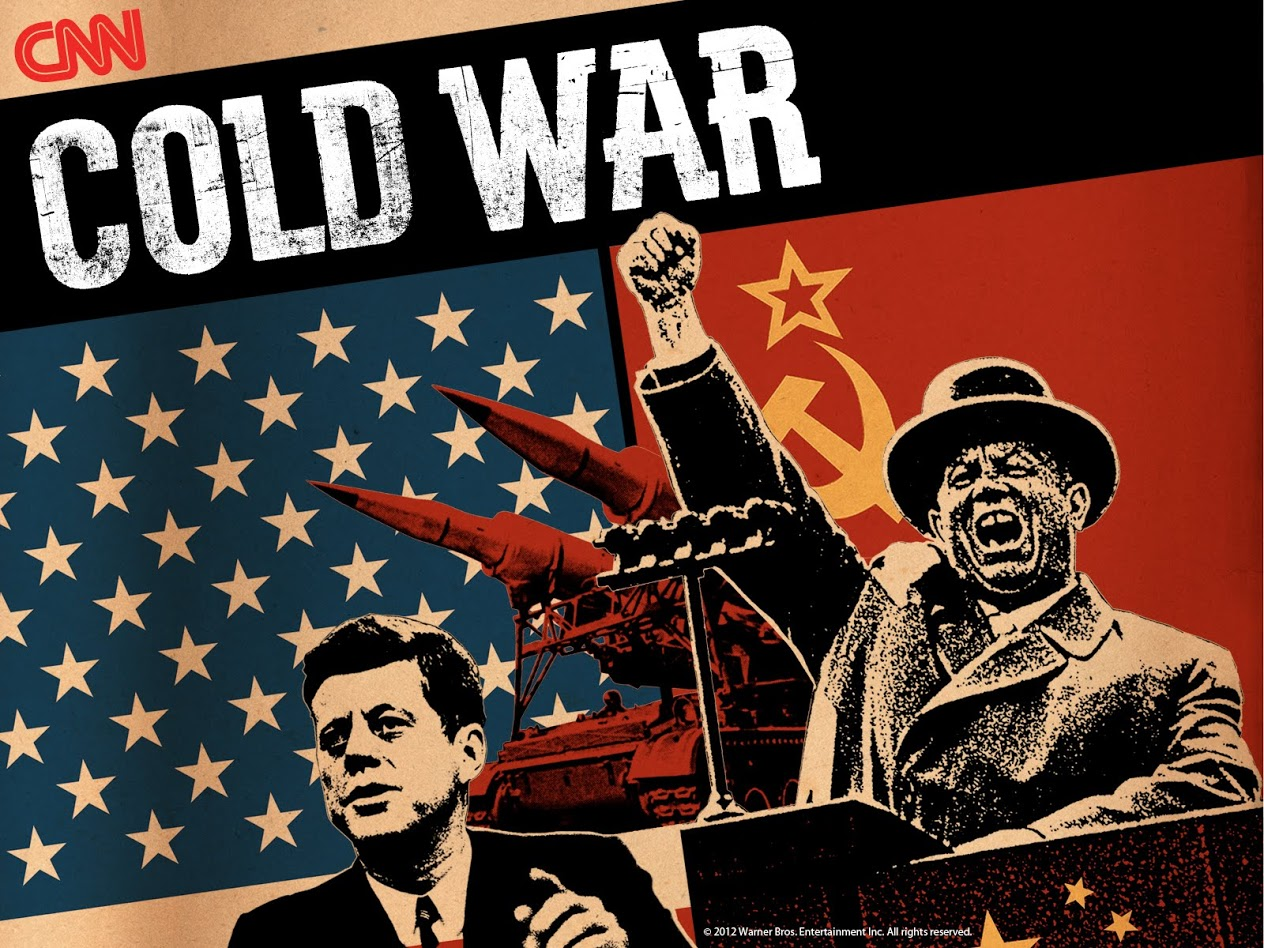was the cold war an inevitable outcome of world war ii