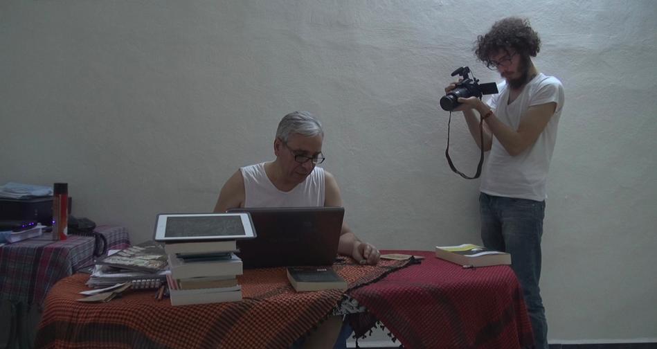 Съемки документального фильма