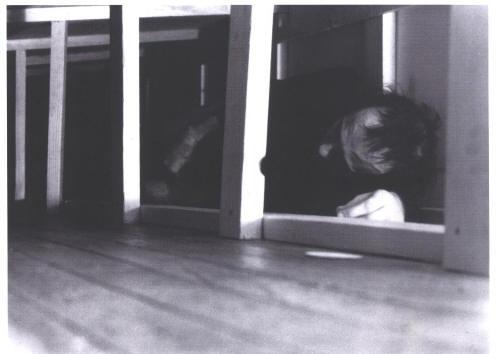 Вито Аккончи. Seedbed. 1972.