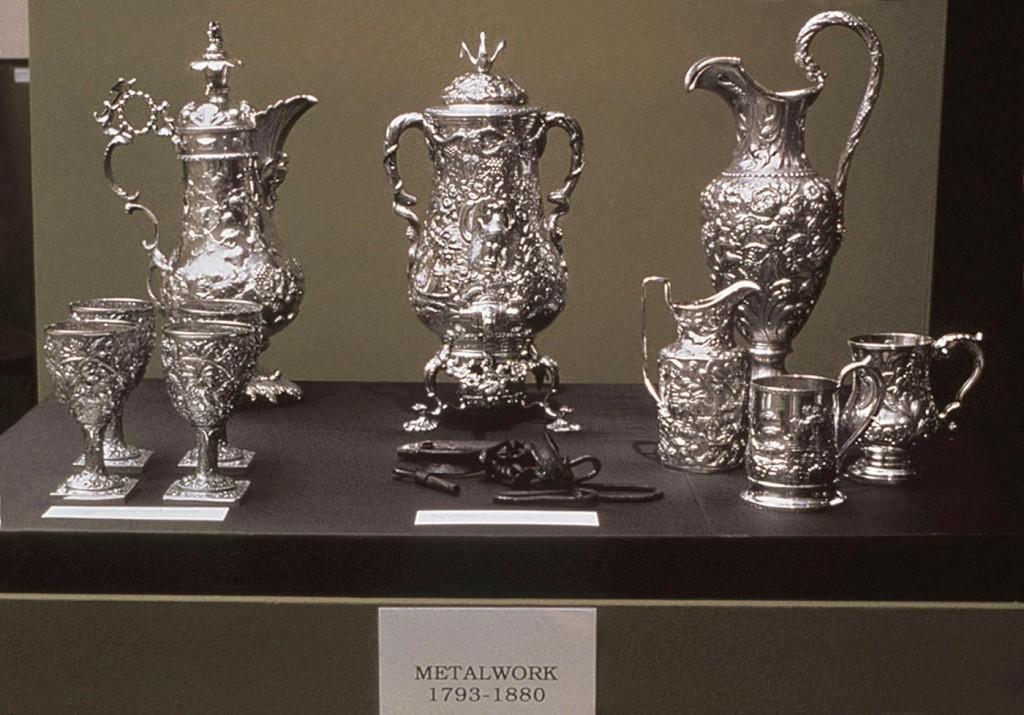 Фред Уилсон. Подрывая музей. 1992-1993.