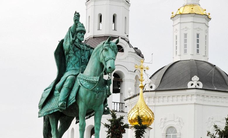 Памятник Ивану Грозному в Орле