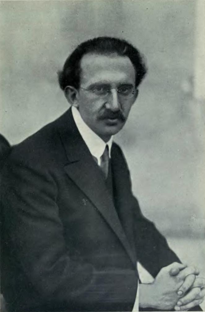 Георг Лукач. 1919 г.