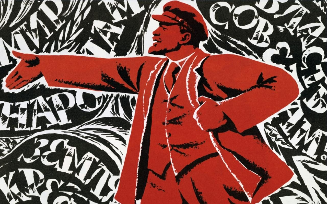 the events that led to the russian revolution after world war ii